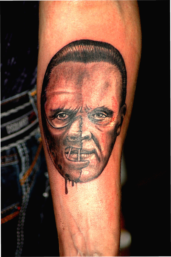 Horror Tattoos Leipzig